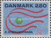 [The 8th Gymnaestrada in Herning, type RX]