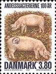 [The 100th Anniversary of the Danish Cooperative Bacon Factories, type RY]