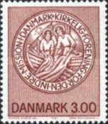 [The 125th Anniversary of the Clerical Association for the Home Mission in Denmark, type SF]