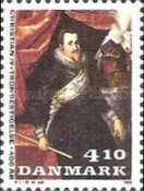 [The 400th Anniversary of the Accession to the Throne of King Christian IV, type SH]