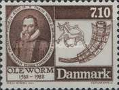 [The 400th Anniversary of the Birth of Ole Worm, type SI]