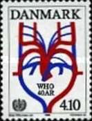 [The 40th Anniversary of WHO, type SM]