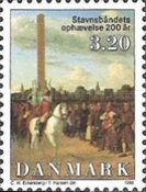 [The 200th Anniversary of the Abolition of Stavnsbaand, type SN]