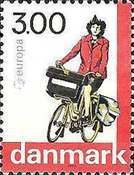 [EUROPA Stamps - Transportation and Communications, type SO]