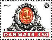 [EUROPA Stamps - Post Offices, Typ TX]