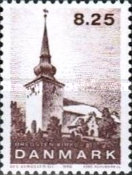 [Village Churches from Jutland, Typ UJ]