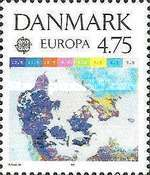 [EUROPA Stamps - European Aerospace, Typ UU]
