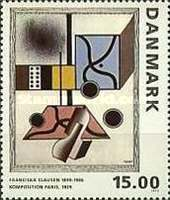[Cubist Paintings, Typ XH]