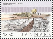 [Ships from the Danish Viking Museum in Roskilde, Typ XIQ]