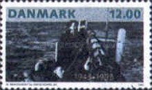 [The 50th Anniversary of the Liberation of Denmark, Typ YU]