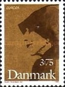 [EUROPA Stamps - Famous Women, Typ ZS]