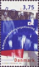 [The 100th Anniversary of the Danish Employers' Associations, Typ ZU]