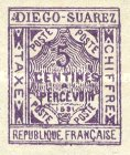 [Postage Due Stamps, type A]
