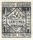 [Postage Due Stamps, type B]