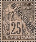 [French Colonies General Issues Postage Stamps Overprinted