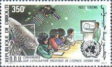 [Airmail - Second U.N. Conference on the Exploration and Peaceful Uses of Outer Space - Vienna, Austria, Typ ]
