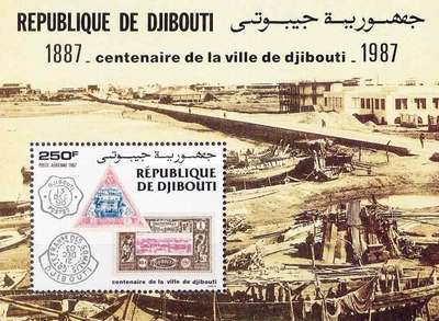 [Airmail - The 100th Anniversary of Djibouti City, Typ ]