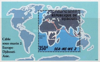 [Undersea Cable From Europe to Asia, Typ ]