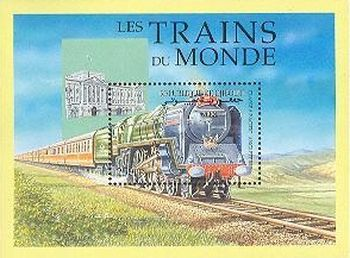 [Locomotives from around the World, type ]