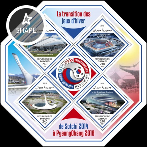 [Sports - Olympic Winter Games Transition from Sotch 2014 to PyeongChang 2018, Typ ]