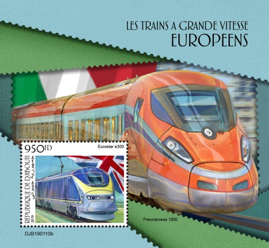 [Transportation - European Speed Trains, Typ ]