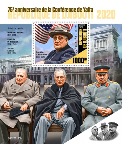 [The 75th Anniversary of the Yalta Conference, type ]