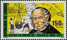 [The 100th Anniversary of the Death of Sir Rowland Hill, 1795-1879, Typ BC]
