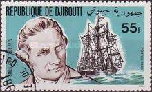 [The 200th Anniversary (1979) of the Death of Captain James Cook, Typ CO]