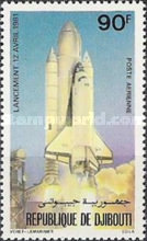 [Airmail - Space Shuttle, Typ DN]