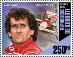 [The 65th Anniversary of the Birth of Alain Prost, Typ DOE]