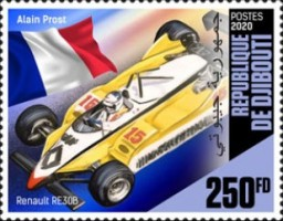 [The 65th Anniversary of the Birth of Alain Prost, Typ DOF]