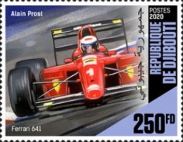 [The 65th Anniversary of the Birth of Alain Prost, Typ DOG]