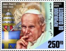 [The 100th Anniversary of the Birth of John Paul II, 1920-2005, Typ DOM]
