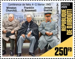 [The 75th Anniversary of the Yalta Conference, Typ DPD]