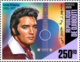 [The 85th Anniversary of the Birth of Elvis Presley, 1935-1977, Typ DPN]