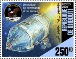 [The 90th Anniversary of the Birth of Buzz Aldrin, Typ DPY]