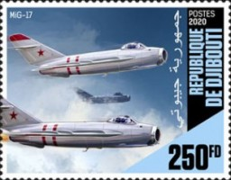[The 70th Anniversary of the Flight of the First MiG-17 Prototype, Typ DQH]