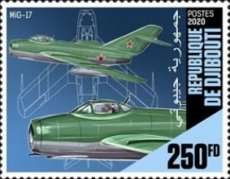 [The 70th Anniversary of the Flight of the First MiG-17 Prototype, Typ DQI]
