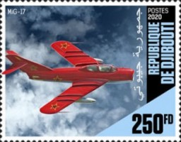 [The 70th Anniversary of the Flight of the First MiG-17 Prototype, Typ DQJ]