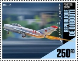 [The 70th Anniversary of the Flight of the First MiG-17 Prototype, Typ DQK]