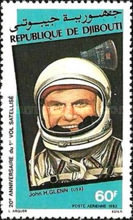 [Airmail - Space Anniversaries, Typ DZ]