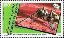 [Airmail - Space Anniversaries, Typ EA]