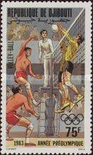 [Airmail - Olympic Games - Los Angeles '84, USA, Typ FC]