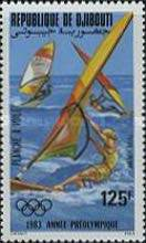 [Airmail - Olympic Games - Los Angeles '84, USA, Typ FD]