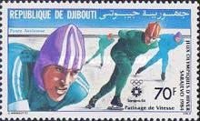 [Airmail - Winter Olympic Games - Sarajevo, Bosnia and Herzegovina, Typ GH]