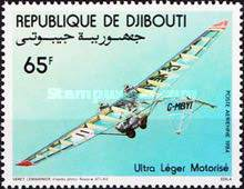 [Airmail - Ultralight Aircrafts, Typ GJ]