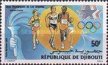 [Airmail - Olympic Games - Los Angeles, USA, Typ GW]