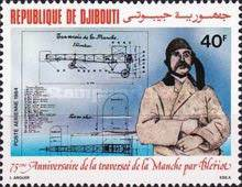 [Airmail - The 75th Anniversary of Louis Bleriot's Cross-Channel Flight, Typ HA]