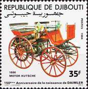 [The 150th Anniversary of the Birth of Gottlieb Daimler, Typ HL]