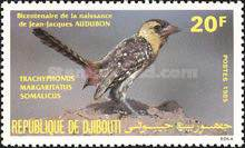 [Birds - The 200th Anniversary of the Birth of John J. Audubon, Typ HS]